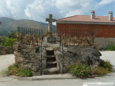 Valle del Alto Alberche;senderismo sierra norte madrid excursiones madrid sierra